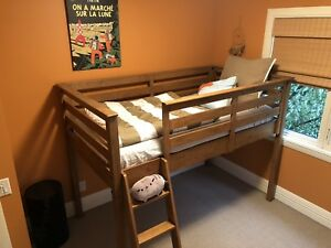 Pottery Barn Kids Kendall Loft Bed