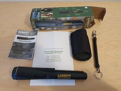 GARRETT PROPOINTER NUEVO - Pinpointer de mano. Detector de metales.