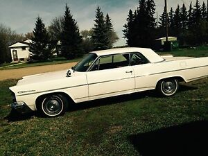 1963 Pontiac Catilina 2 door hard top