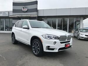 2016 BMW X5 xDrive35i NAVIGATION REAR CAMERA Panoramic Sunroof