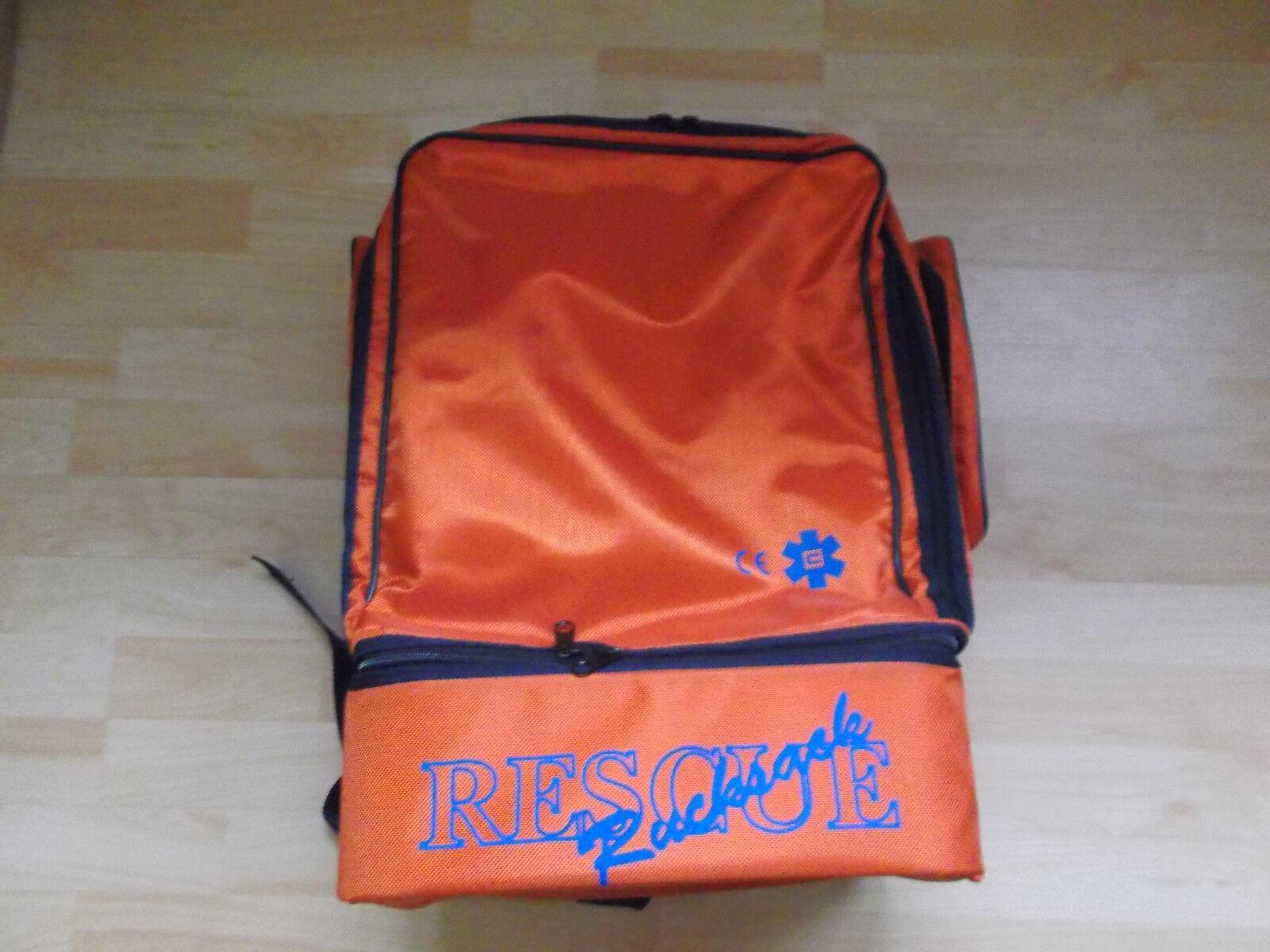 Notfalltasche First Responder Rescue Notfallrucksack