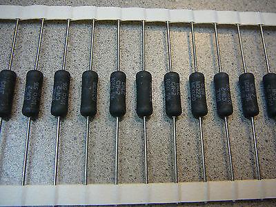 Vishay Cw-2 Wirewound Resistor 10k Ohm 5.5w 5 New Qty.10