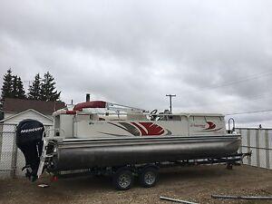 Suncruiser 220ss pontoon