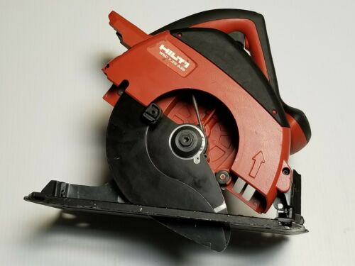 Hilti WSC 7.25-A36 Cordless Circular Saw USED.
