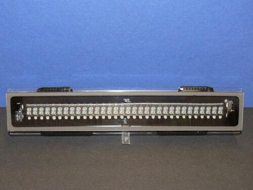 Itron FG326 G2 VFD Vakuum alphanumeric Fluoreszenz Display 32 Zeichen Vintage
