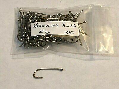 Drennan Emerger hooks for fly tying size 20 x 25 hooks per pack fine high carbon