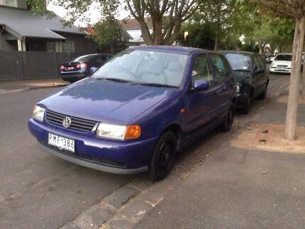VW Polo 1999 Elwood Port Phillip Preview