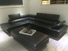 New unwanted lounges leather Campbelltown Campbelltown Area Preview