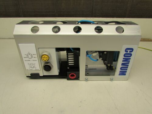 PARKER CVX-0260BE0SDNN,  CONVUM VACUUM PUMP DEVICENET, NEW SURPLUS!  MAKE OFFER!