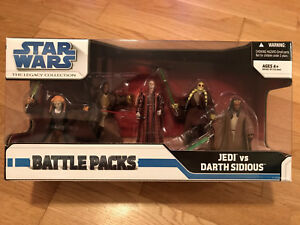 Star Wars Legacy Collection Battle Packs