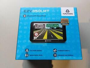 NAVMAN EZY350LMT - SATNAV GPS - Lifetime Maps