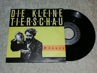 Die kleine Tierschau - Männer  Vinyl  Single