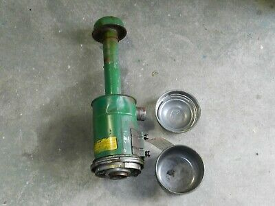 John Deere 1010 Tractor Gas Engine Air Cleaner At15442 At13131
