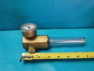 Used Smith Hm2051a-560 Aeb Flowmeter Regulator
