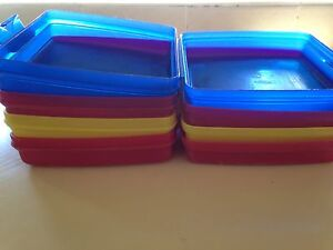 Tupperware sandwich containers Walcha Walcha Area Preview