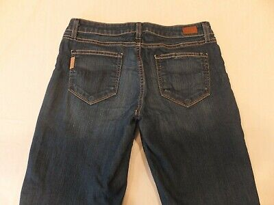 Paige Skyline Boot Size 29 x 32 Stretch Women's Jeans