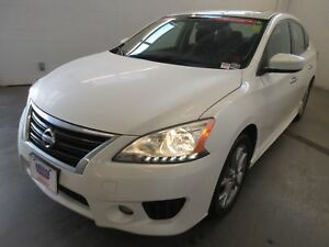 2013 Nissan Sentra 1.8 SR- ALLOYS! NAV! BACKUP CAM! SUNROOF!