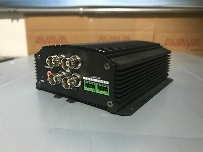 Dve-4 Encoder Dallmeier Digital Video Encoder