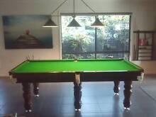 Billiard Table, Light and Accessories Skye Frankston Area Preview
