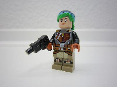 LEGO® Star Wars™ Figur Sabine Wren™ mit Waffe aus 75184 #sw742 *NEU*NEW*