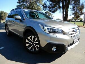 2015 Subaru Outback B6A MY15 2.5i CVT AWD Premium Tungsten 6 Speed Constant Variable Wagon Glenelg East Holdfast Bay Preview