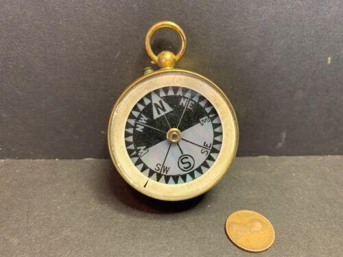 1926 Compass & Barometer of Robert Peet Skinner US Diplomat, E.B. Meyrowitz Ohio
