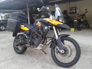 BMW F800GS (2009) - enduro, adventure, motorbike, motorcycle North Ward Townsville City Preview