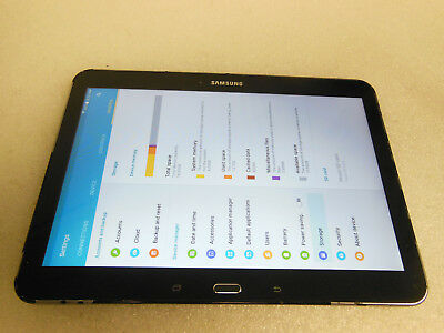 "Samsung Galaxy Tab 4 SM-T530NU 16GB 10.1"" Tablet - Black (Unit only)"
