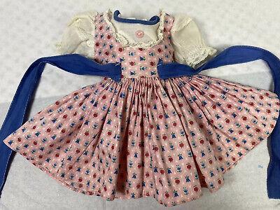 Circa 1950s  Factory Made Dress For R&B Nannette