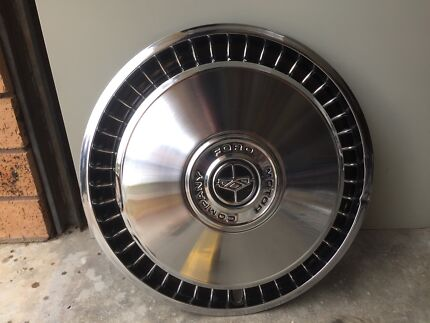 Ford Metal Hubcaps Kariong Gosford Area Preview