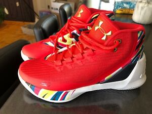 Soulier Steph Curry neuf