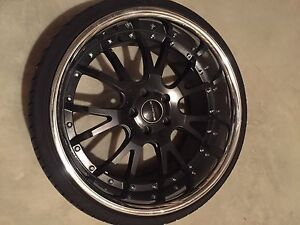 20x8.5 and 20x10 Stance ST1 Wheels
