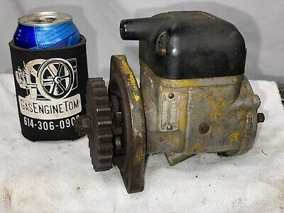 Hot Wico Ah 212 Magneto W Gear For 3 - 5 Hp La Lb Ihc Hit Miss Gas Engine Mag