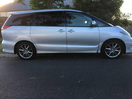 Toyota Estima 2007 GSR50 7 Seater with Sunroof