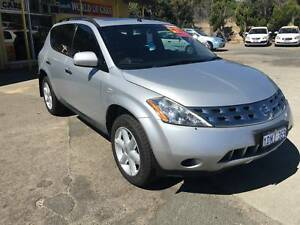 2008 Nissan Murano Ti-L Automatic SUV 4x4   3 YEAR WARRANTY Beaconsfield Fremantle Area Preview