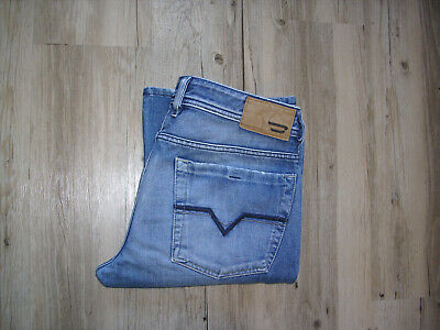 RARITÄT DIESEL ZATHAN (008AT) Flare Bootcut Jeans W32 L30 SOLD OUT+ DISCONTINUED