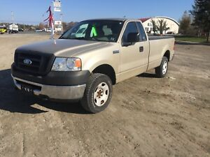 2007 FORD F-150 4X4 COMPLETELY RUST FREE (NEW MVI!)