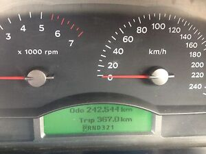 2003 Holden Commodore Wagon Geraldton Geraldton City Preview