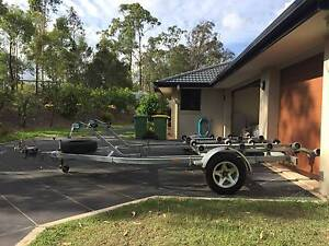 Oceanic Tandem Jetski Trailer Bonogin Gold Coast South Preview