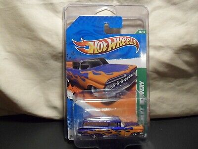 HOT WHEELS TREASURE HUNTS '59 CHEVY DELIVERY FREE SHIPPING