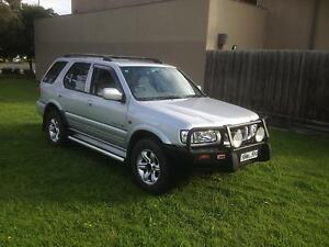 2002 HOLDEN FRONTERA SE 4X4 IN VGC PETROL/GAS  EXTRAS Mornington Mornington Peninsula Preview