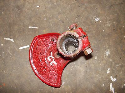 Massey Harris 22 Tractor Orignl Mh Steering Support Brace Bracket Throttle Fan