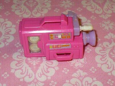 Mattel Barbie Doll DREAM HOUSE Vintage Magic Moves MOVIE VIDEO CAMERA Accessory