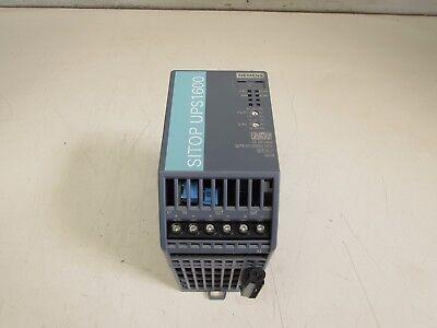 Siemens Sitop Ups1600 Power Supply  6ep4137-3ab00-0ay0 24vdc 40amp Mo