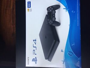 Open box Mint Condition ps4 500Gb