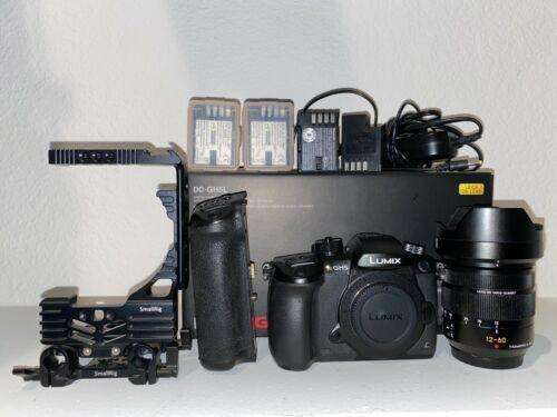 Panasonic LUMIX GH5 (V-LOG) with Leica 12-60mm (F/2.8-4.0) + EXTRAS