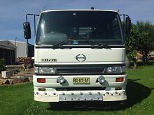 Hino 1998 8 Tonne Flat top Cecil Park Liverpool Area Preview