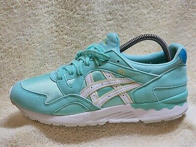 Asics Gel-Lyte V trainers light Green/White UK 5.5 EUR 39.5