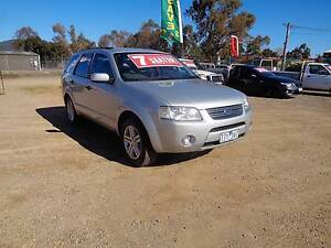 2005 Ford Territory GHIA 7 SEATER Wagon Mansfield Mansfield Area Preview