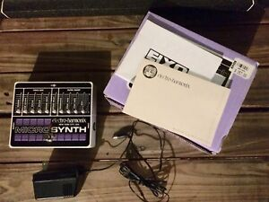 EHX Micro Synth (Trades Considered)